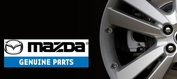 Mazda Genuine Auto Spare parts