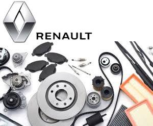 Renault Genuine Spare Parts in Dubai