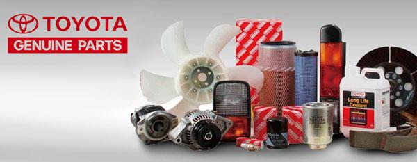 Toyota Genuine Auto spare parts