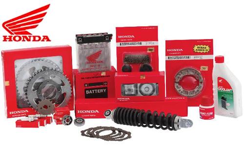 Honda Genuine Spare Parts in Dubai